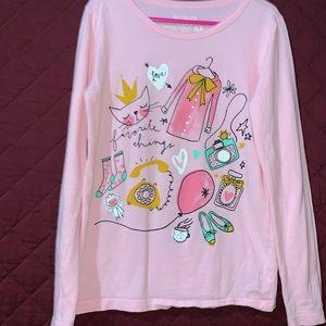Oshkosh Girls Long Sleeve Shirt bundle